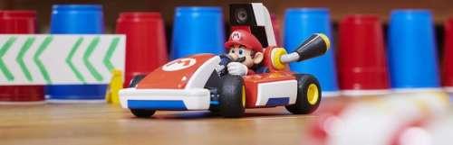 Mario Kart Live : Home Circuit présente son concept entre jeu vidéo et jouet télécommandé