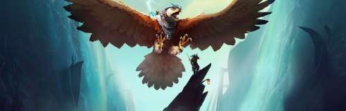 Xbox series x - The Falconeer se remontre avant sa sortie le 10 novembre sur Xbox Series, Xbox One et PC