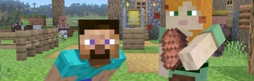 Minecraft dans Super Smash Bros., ce sera le 14 octobre