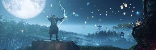 Ghost of Tsushima : le multijoueur et le New Game + arrivent le 16 octobre