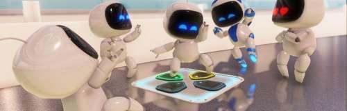 Playstation 5 / ps5 - Astro's Playroom : entre 4 et 5 heures de jeu pour le titre préchargé dans la PS5