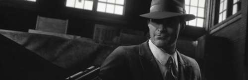 Mafia Definitive Edition ajoute un filtre de film Noir