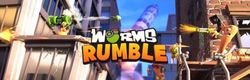 Worms Rumble : une bêta crossplay en novembre avant une sortie en décembre