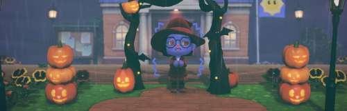 Animal Crossing New Horizons fête Halloween : notre soluce mise à jour