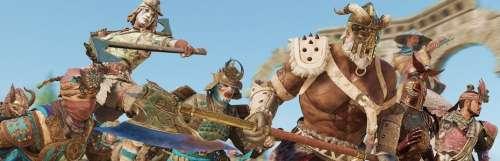 Playstation 5 / ps5 / xbox series x - For Honor tournera en 4K et 60 images par seconde sur PS5 et Xbox Series X