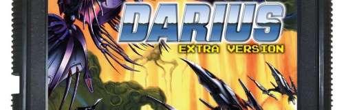 Darius Mega Drive revient en cartouche dans un Collector