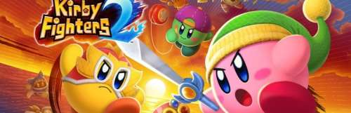 Tournez manette - Kirby Fighters 2 est mignon mais un petit peu creux