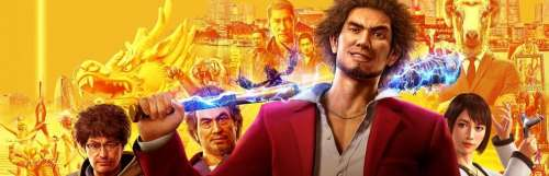 Un quart d'heure de captures maison de Yakuza : Like A Dragon sur Xbox Series X