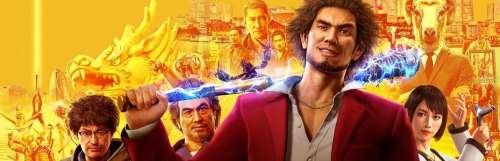 Un quart d'heure de captures maison de Yakuza : Like A Dragon sur Xbox Series X