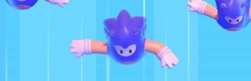 Fall Guys passe en vitesse Sonic avec un nouveau costume