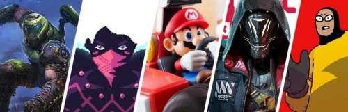 Mario Kart Home Circuit, ScourgeBringer, Noita et tant d'autres... votre programme de la semaine du 19/10/2020