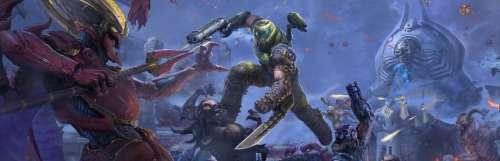 Tournez manette - DOOM Eternal : The Ancient Gods fait passer le jeu de base pour un didacticiel