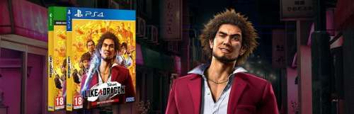 Offre d'abonnement Yakuza Like a Dragon : rupture sur les versions Xbox