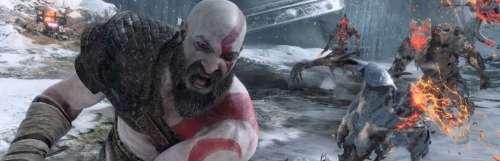 Sony Santa Monica promet du 60 fps pour God of War 2018 sur PS5