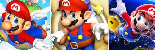 Deux mois plus tard, Super Mario 3D All-Stars permettra d'inverser la caméra