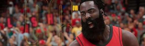 NBA 2K21 remontre du gameplay sur PS5