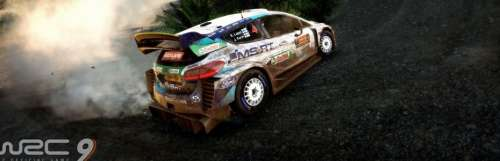 Playstation 5 / ps5 - WRC 9 montre du gameplay sur PlayStation 5