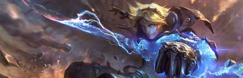 League of Legends : Wild Rift entre cinématique et gameplay