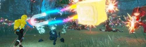 Surprise, une démo pour Hyrule Warriors : L'Ère du Fleau est disponible sur l'eShop