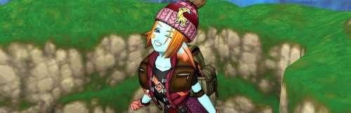 Le MMO Dragon Quest X sera compatible PS5 dès la sortie