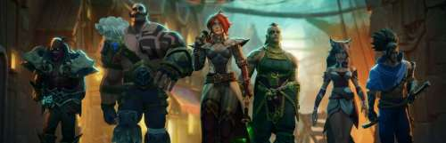 Ruined King : le RPG League of Legends sortira début 2021 sur consoles et PC