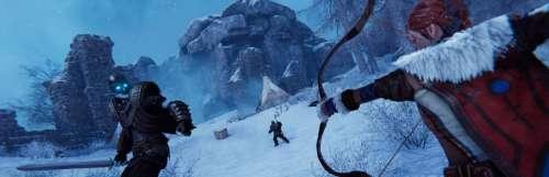 Playstation 5 / ps5 - Praey for the Gods sortira début 2021 sur PS5, PS4 et Xbox One