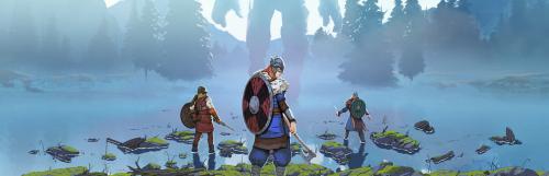 Playstation 5 / ps5 - Tribes of Midgard : un nouvel aperçu de l'action-RPG coopératif