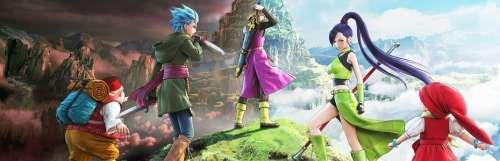 Square Enix sort une démo jouable de Dragon Quest XI S sur PS4, Xbox One et PC
