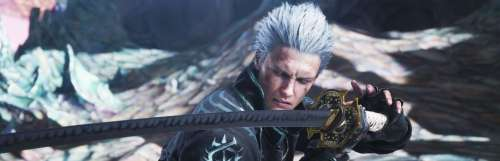 Playstation 5 / ps5 / xbox series x - Devil May Cry 5 Special Edition : une nouvelle bande-annonce avec le rockeur HYDE
