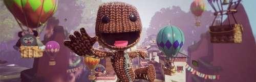 Playstation 5 / ps5 - Sackboy : le multijoueur en ligne aura du retard