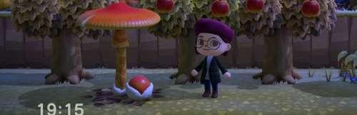 Animal Crossing : New Horizons se met à jour pour l'automne