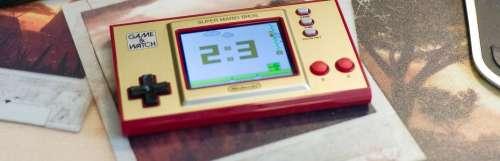 Matez mon matos - Game & Watch Super Mario Bros.: nos impressions et nos astuces