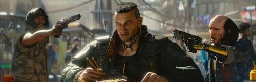 Xbox series x - Cyberpunk 2077 se montre sur Xbox One X et Xbox Series X