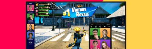Epic Games intègre son application sociale Houseparty dans Fortnite