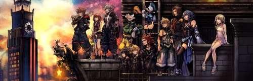 La franchise Kingdom Hearts va marquer une pause jusqu'en 2022