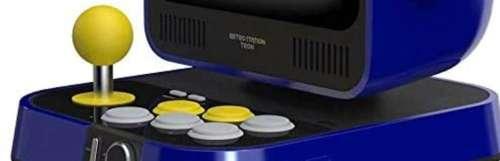 Capcom présente la Retro Station, une nouvelle mini borne d'arcade