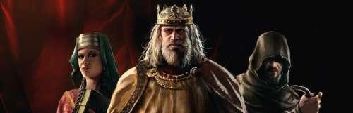 Crusader Kings 3 s'offre une mise à jour gratuite pour créer son propre dirigeant
