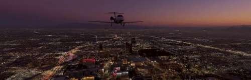 Après le Japon, Flight Simulator fait sa MAJ sur les Etats-Unis