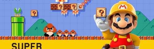 Le premier Super Mario Maker sera retiré de l'eShop le 13 janvier 2021