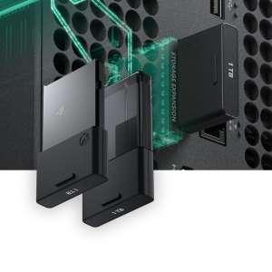 La carte d'extension de stockage Seagate pour Xbox Series X|S baisse officiellement de prix