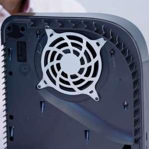 Playstation 5 / ps5 - Le niveau variable du bruit émis par la PS5 s'explique par un ventilateur différent