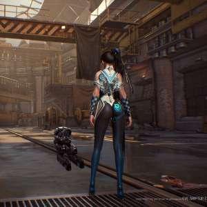 Project EVE : un premier aperçu des combats de l'action-RPG coréen