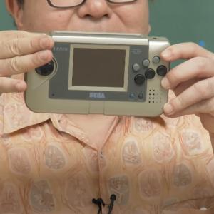 Sega dévoile Venus, un prototype de la Nomad