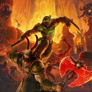 Doom Eternal sortira l'artillerie lourde sur Switch le 8 décembre
