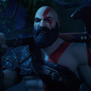Kratos rejoint Fortnite, et pas que sur PlayStation