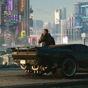 Cyberpunk 2077 sur PS4 et Xbox One :