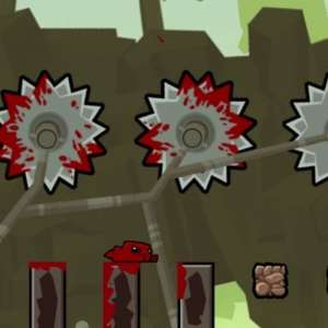 Super Meat Boy Forever sortira également sur Switch le 23 décembre