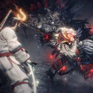 La dernière extension de Nioh 2 se lance aujourd'hui sur PS4