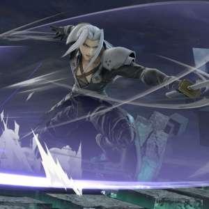 Sephiroth se prépare pour son arrivée dans Smash Bros. Ultimate le 23 décembre