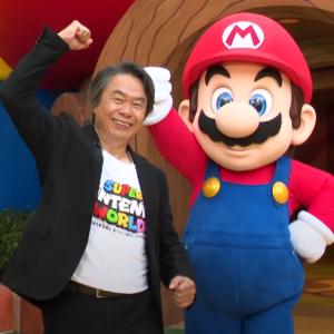 Shigeru Miyamoto nous fait la visite guidée du Super Nintendo World d'Osaka